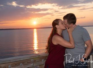 *NEW* Bethany & Thomas' Engagement Photos Added!