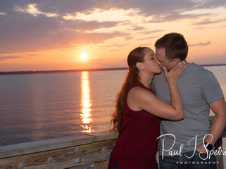 *NEW* Bethany & Thomas' Engagement Photos Added!