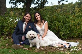 Loon Pond Lodge Wedding Photography from Amanda & Josh's 2018 wedding reception.
