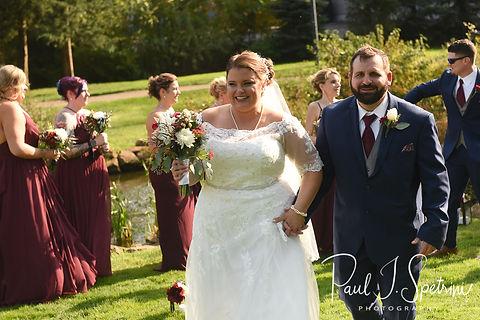 Brewster Gardens Wedding Photos