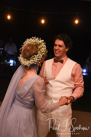 Audubon Society of Rhode Island Wedding Photography, Wedding Reception Photos