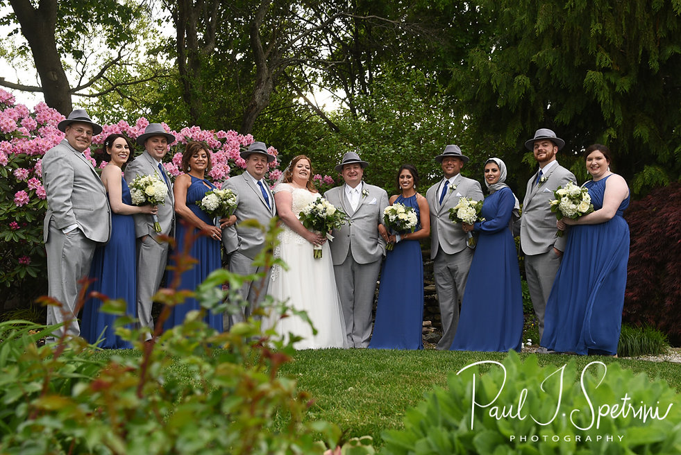 Kirkbrae Country Club Wedding Photography, Bride and Groom Formal Photos