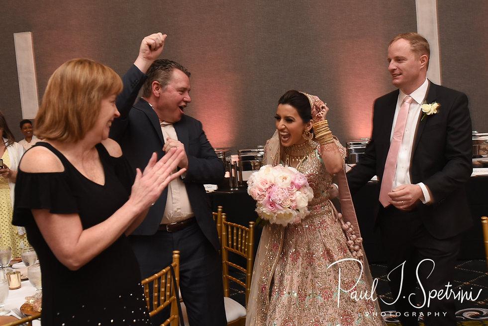 Graduate Providence Wedding Photography, Wedding Reception Photos