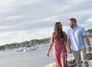 *NEW* Brittany & Giovanni's Engagement Photos Added!