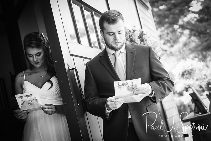 Terrydiddle Farm Wedding Photography, Bride and Groom First Look Photos