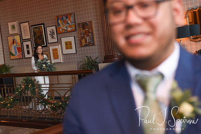 Graduate Providence Wedding Photography, First Look Photos