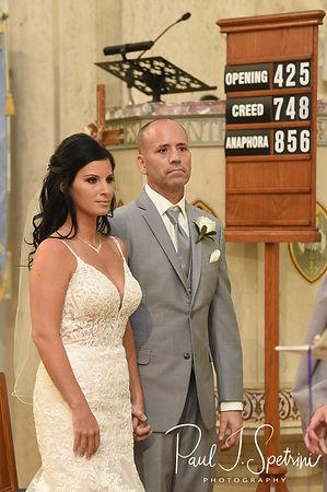 St. George Maronite Catholic Church Wedding Photography, Wedding Ceremony Photos