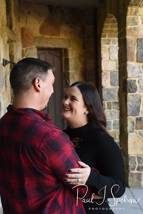 Borderland State Park Engagement Photos