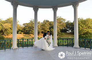 Roger Williams Park Casino Wedding Photography from Allison & Len's 2017 wedding.