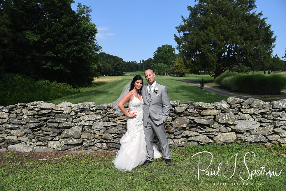 Goddard Park Wedding Photography, Bride and Groom Formal Photos