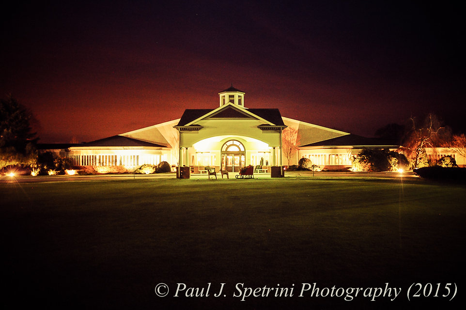 Quidnessett Country Club in North Kingstown, Rhode Island.
