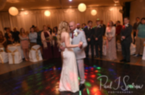St. Ann Arts and Cultural Center wedding