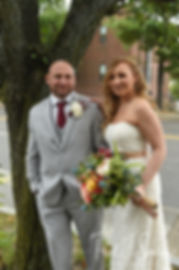 St. Ann Arts and Cultural Center Wedding Photography, Bride and Groom Formal Photos