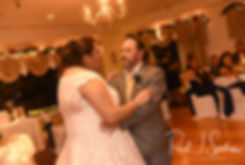 Aileen and her father dance during her December 2018 wedding reception at McGoverns on the Water in Fall River, Massachusetts.