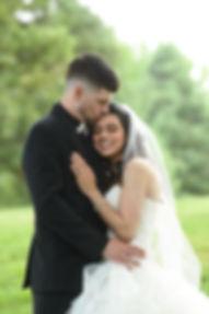 Roger Williams Park bride and groom wedd