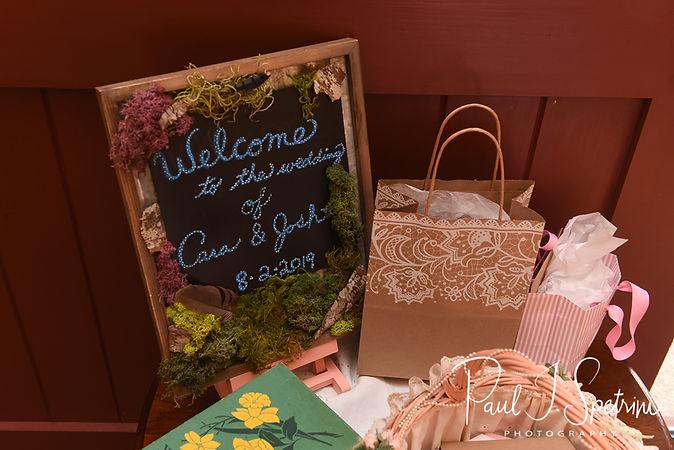 Audubon Society of Rhode Island Wedding Photography, Wedding Detail Photos