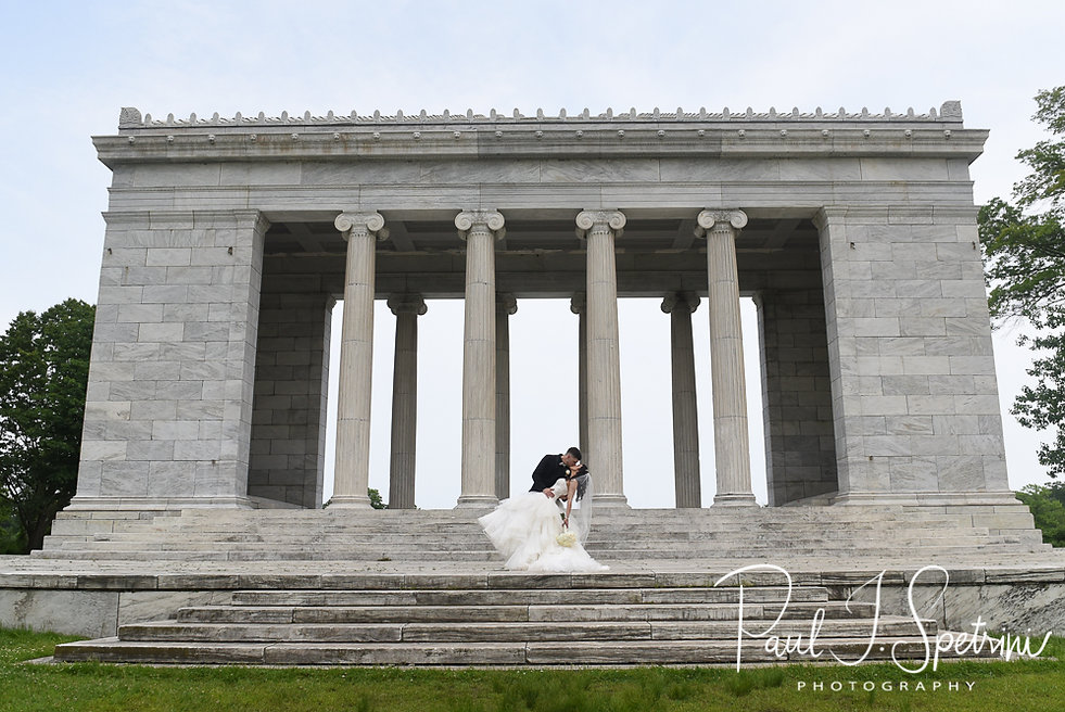 Roger Williams Park Wedding Photography, Bride and Groom Formal Photos