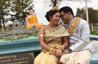 Dhamagosnaram Buddhist Temple engagement