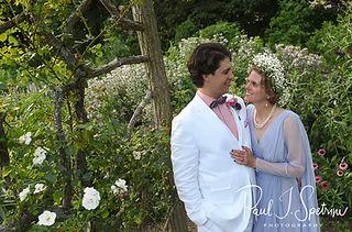 Audubon Society of Rhode Island Wedding Photography from Cara & Josh's 2019 wedding.