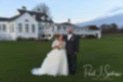 Warwick Country Club Wedding Photography, Bride and Groom Formal Photos