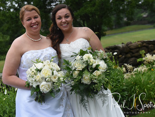 *NEW* Laura & Marijke's Wedding Photos Added!