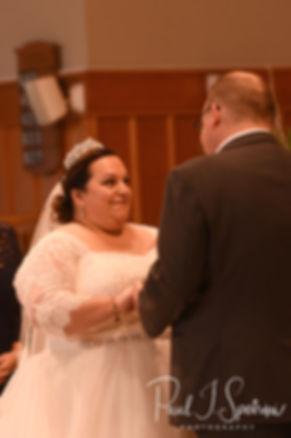Saints Rose & Clement Parish Wedding Photography, Wedding Ceremony Photos