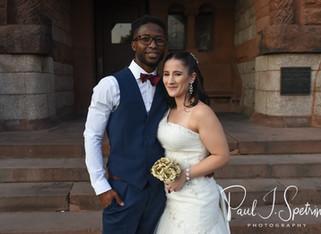 *NEW* Courtnie & Richie's Wedding Photos Added!