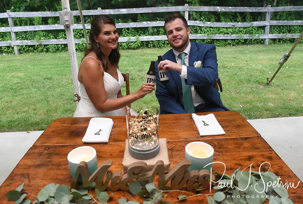 Terrydiddle Farm Wedding Photography, Wedding Reception Photos