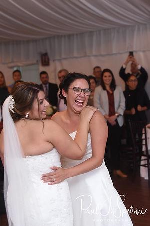 Chamberlain Farm Wedding Photography, Wedding Reception Photos