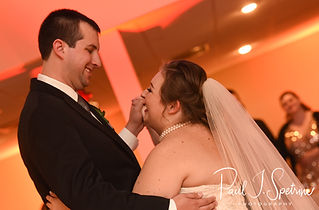 A teaser image for Chris & Stephanni's wedding blog.