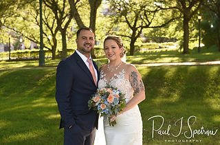 Hotel Providence Wedding Photos