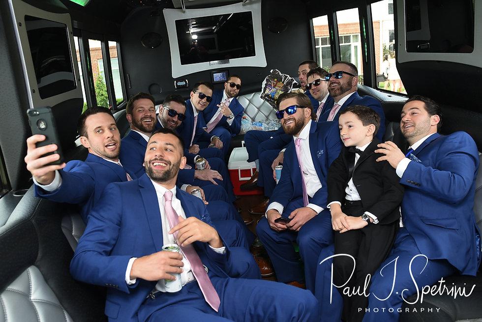 Wyndham Hotel Newport Wedding Photos