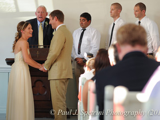 Cole and Alleigh Wedding Photos Added!