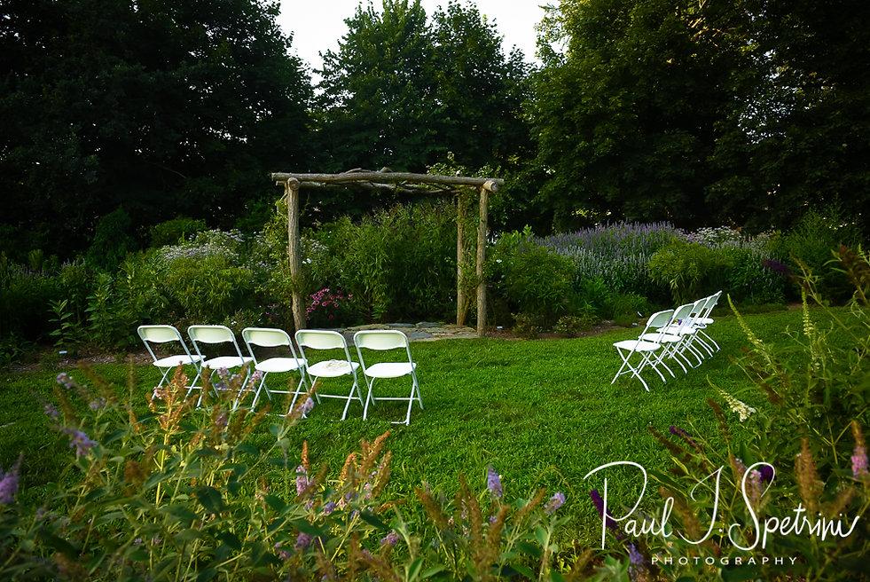 Audubon Society of Rhode Island Wedding Photography, Wedding Ceremony Photos
