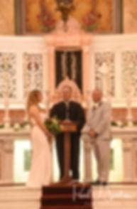 St. Ann Arts and Cultural Center Wedding Photography, Wedding Ceremony Photos
