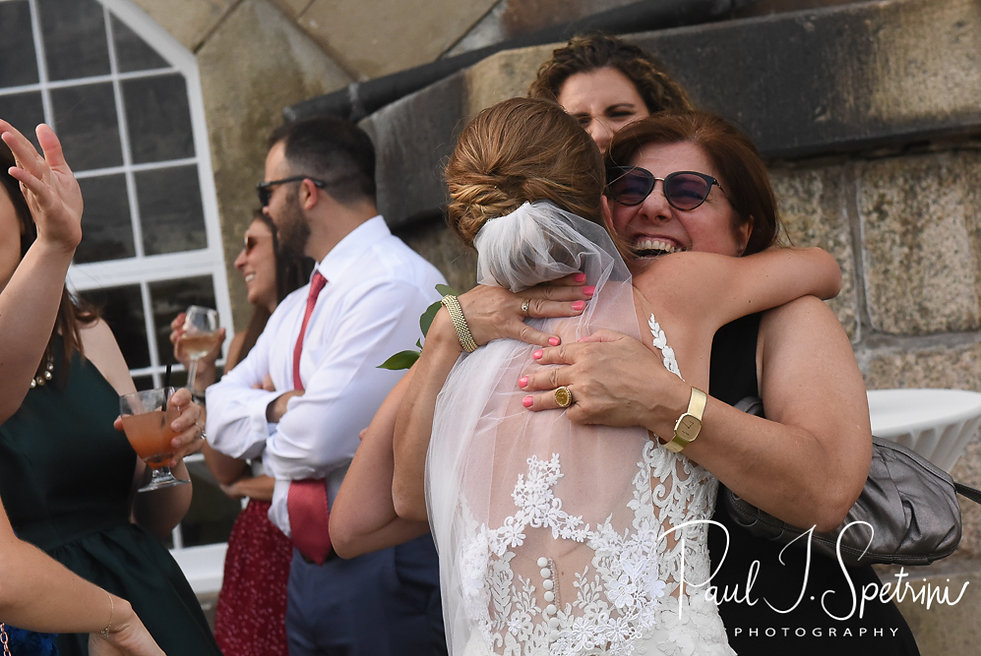 Fort Adams State Park Wedding Photography