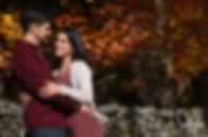 A teaser image for Josh & Jill's engagement photo blog