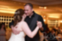 Kaytii dances with guests during her May 2018 wedding reception at Meadowbrook Inn in Charlestown, Rhode Island.