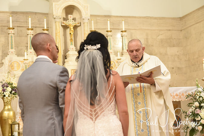 St. George Maronite Catholic Church Wedding Photography, Wedding Ceremony Photos