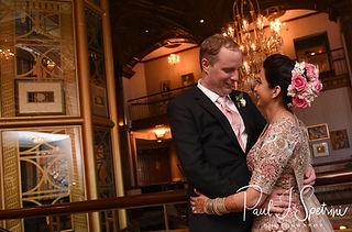Graduate Providence Wedding Photography from Andrew & Hina's 2019 wedding.