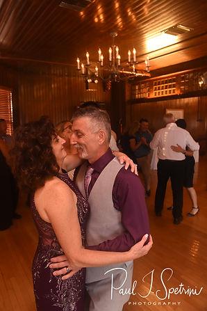 Squantum Association Wedding Photos