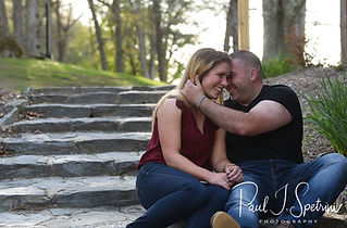 Goddard Park engagement photos
