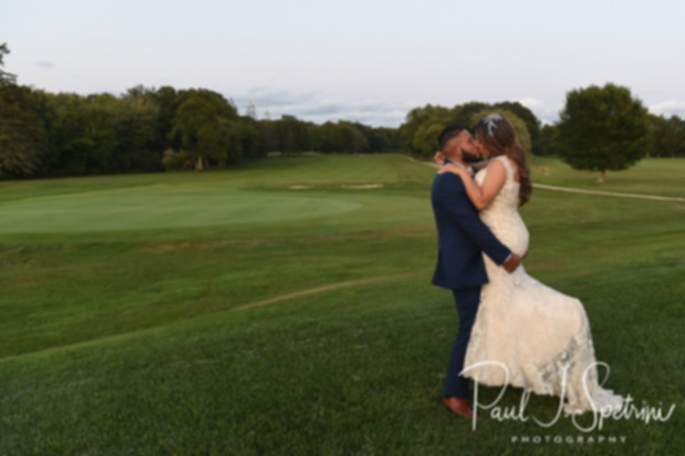 Allendale Country Club Wedding Photography, Bride and Groom Formal Photos