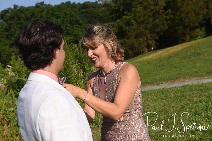 Audubon Society of Rhode Island Wedding Photography