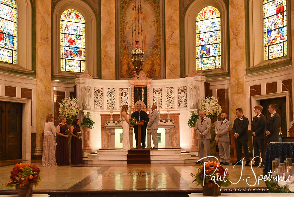 St. Ann Arts and Cultural Center Wedding Photography, Wedding Ceremony Photos