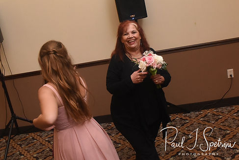 Cranston Country Club Wedding Photos
