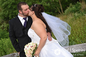 A teaser image for Crystal & Andy's wedding blog.