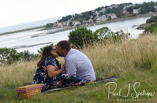 A teaser image for Katie & Steve's engagement session blog.
