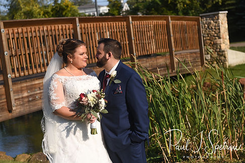 Brewster Gardens Wedding Photos
