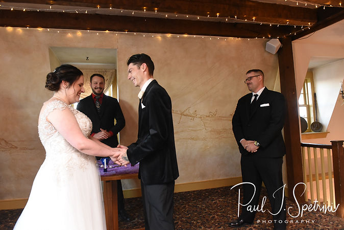 Captain Daniel Packer Inne Wedding Photography, Wedding Ceremony Photos